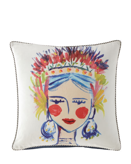Global Views Abba Decorative Pillow