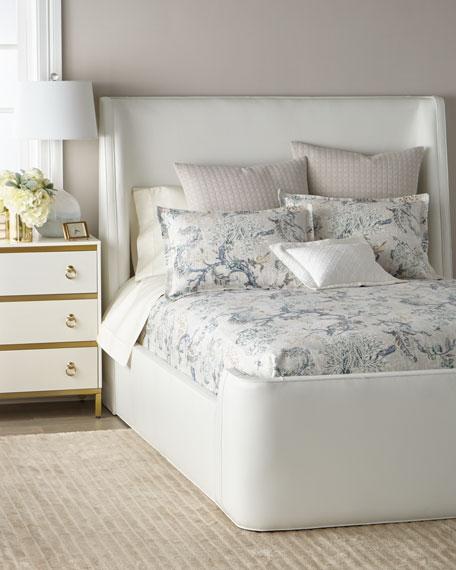 Haute House Ricardo Leather King Bed
