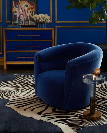 Gia Swivel Chair
