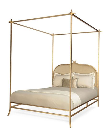 Casablanca Queen Poster Bed