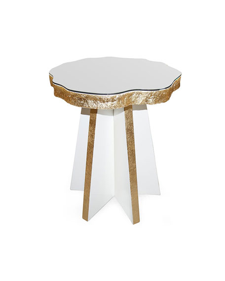 Palisades Round Accent Table
