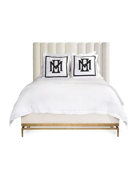Badgley Mischka Home Catalina King Bed