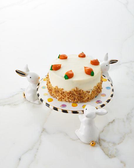 Dotty Cake Plate