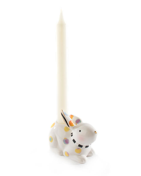 Dotty Candle Holder