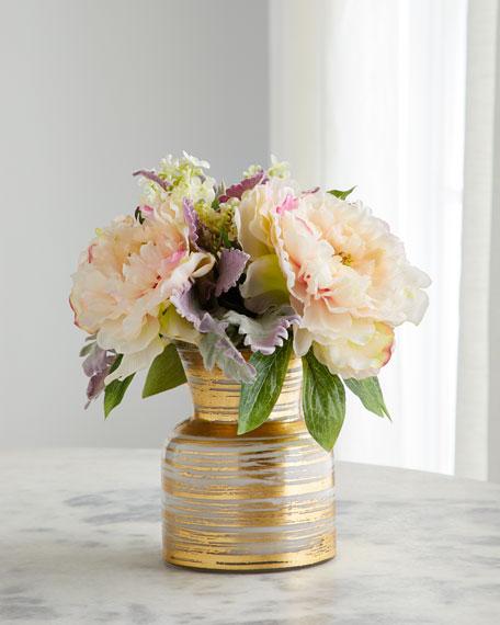 John-Richard Collection Oh So Pink Floral Arrangement