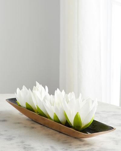 Tropical Delight Lilies Arrangement