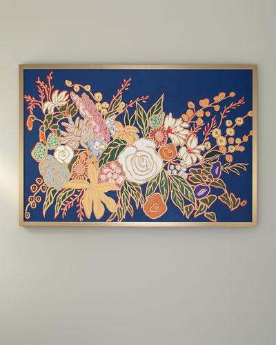 From a Flower Garden Giclee Art