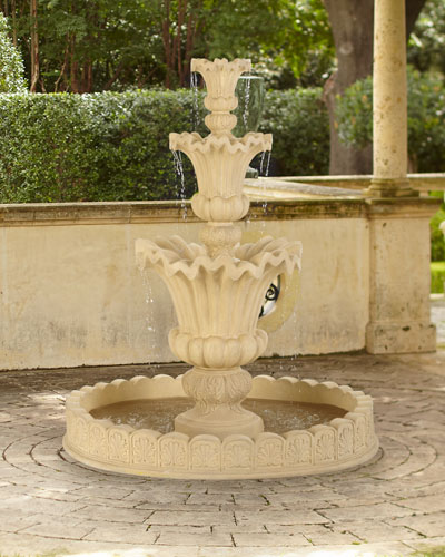 3-Tier Ruffle Fountain
