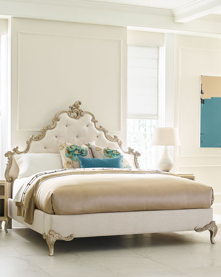 Fontainebleau Queen Bed