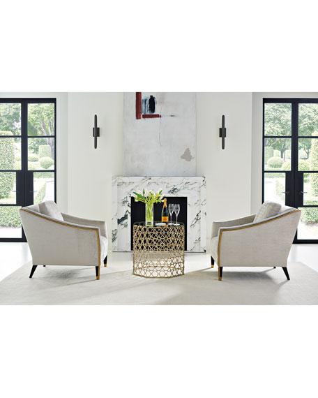 Bijoux Side Table