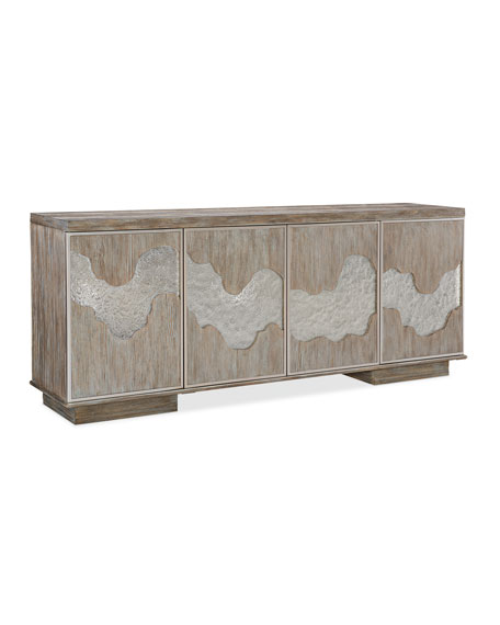 Go with the Flow Entertainment Console