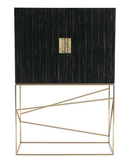 Edge Bar Cabinet