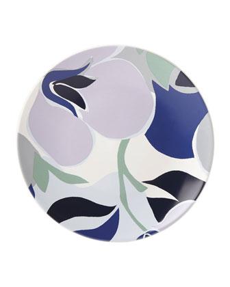 nolita floral accent plate