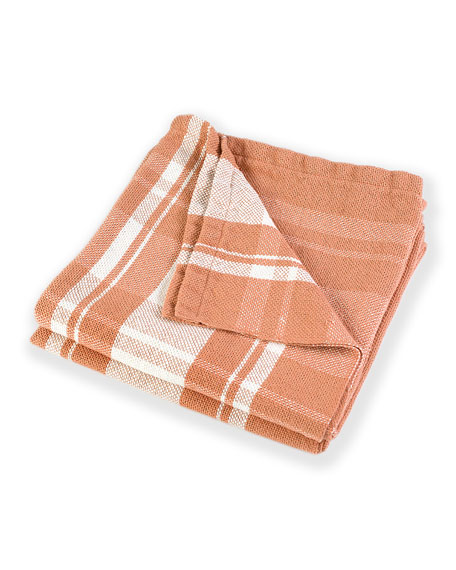 Bailey Plaid Knit Throw