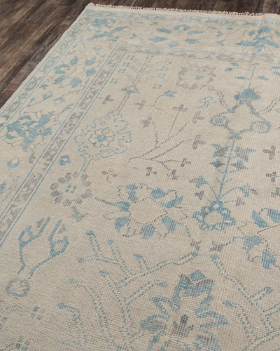Benton Hand-Knotted Rug  10' x 14'
