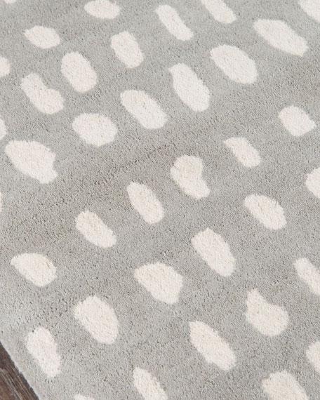 Winlock Hand-Tufted Rug, 5' x 8'