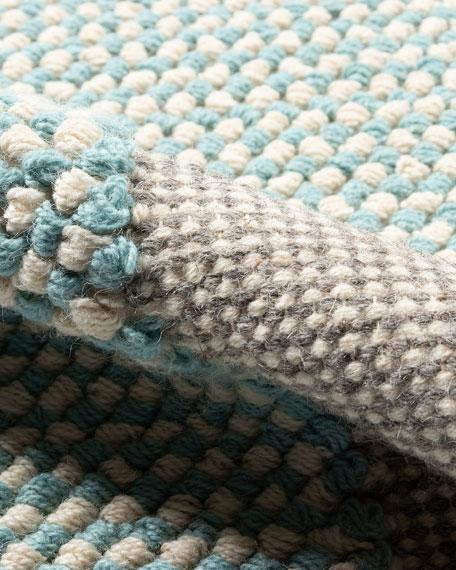 Twisp Hand-Woven Rug, 5' x 8'