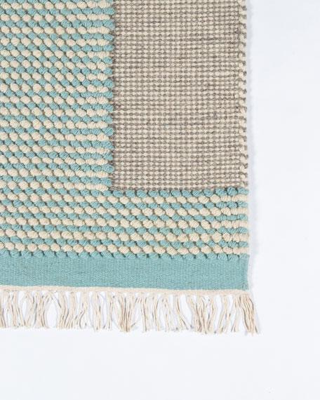 Twisp Hand-Woven Rug, 9' x 12'