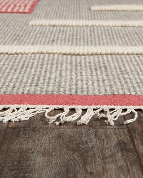 Rockford Hand-Woven Rug, 8' x 10'