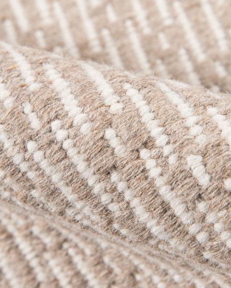 Chelan Hand-Woven Rug, 5' x 8'