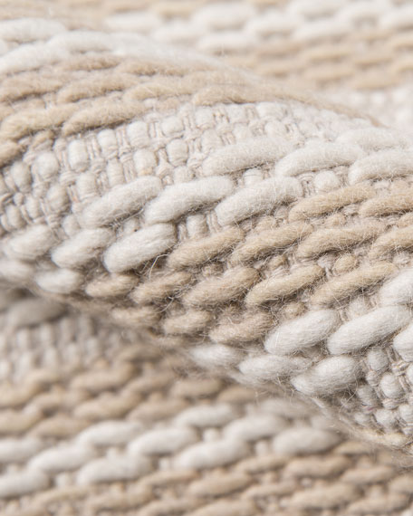 Fircrest Hand-Woven Rug, 5' x 8'