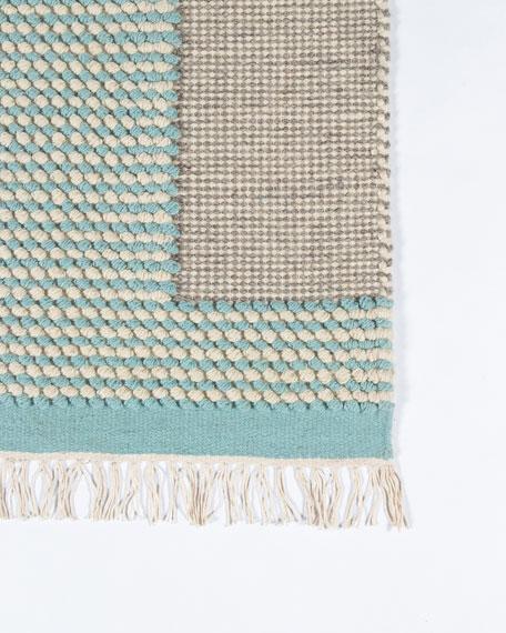 Twisp Hand-Woven Rug, 3' x 5'