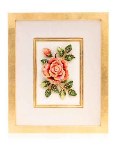 Rose Wall Art