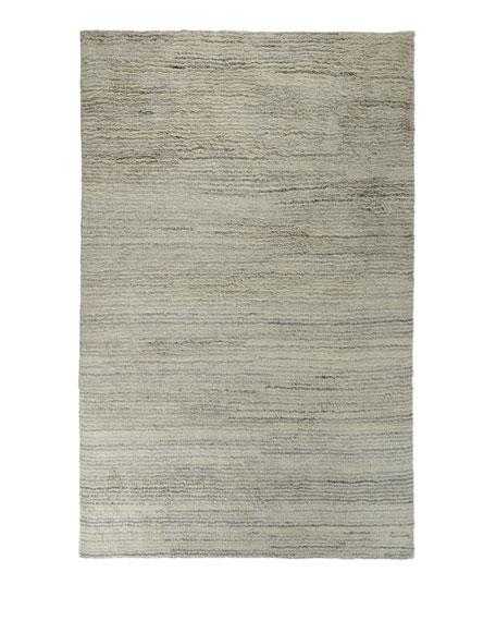 Agadir Hand-Knotted Rug, 8' x 10'