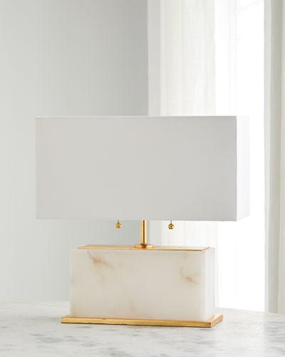 Ali Alabaster Table Lamp