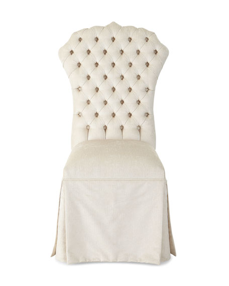 Lisabeth Ivory Dining Chair