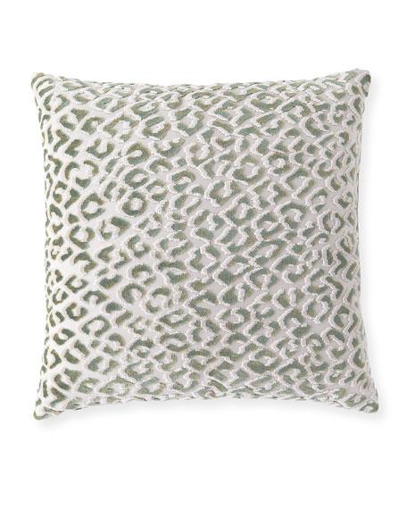 Moray Sage Decorative Pillow