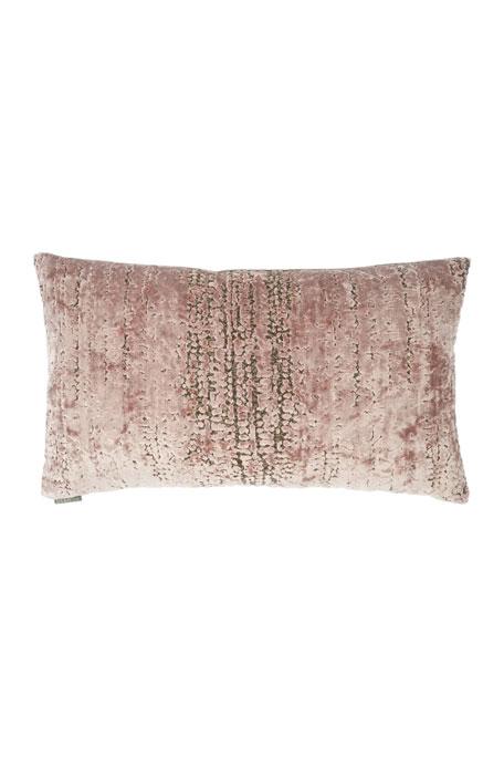 Stonewash Blush Decorative Pillow