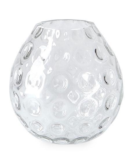 Dimple Vase - Short