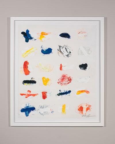 Two Dozen Print Art by Robert Robinson
