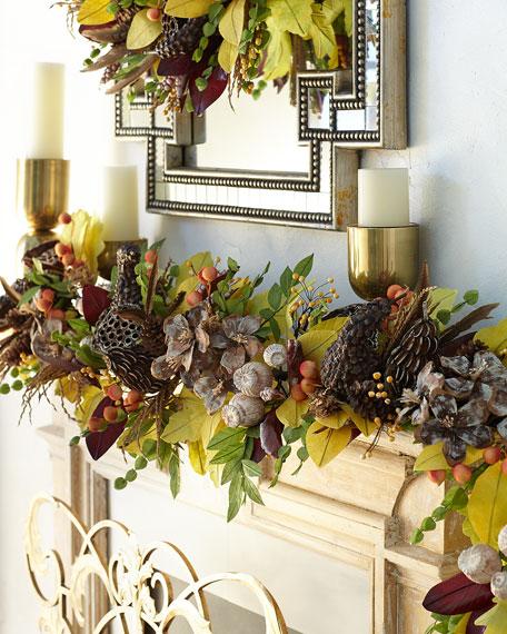 Exclusive Autumn Harvest Garland