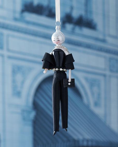 De Carlini Asta Christmas Ornament