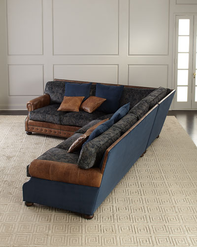 Brazos Left Return Sectional Sofa
