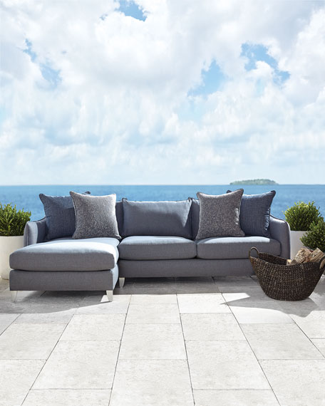 Monterey Chaise Sofa