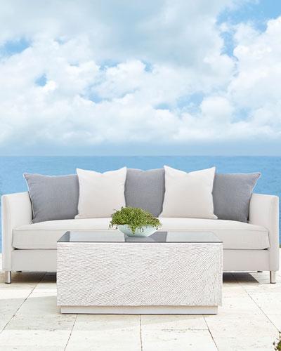 Taylor Canvas Sofa