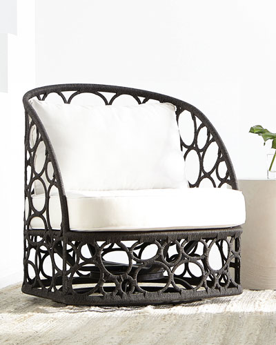 Bali Rope Accent Chair