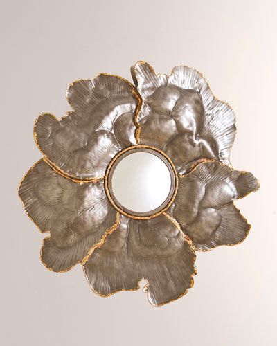 Flower Wall Mirror - Small