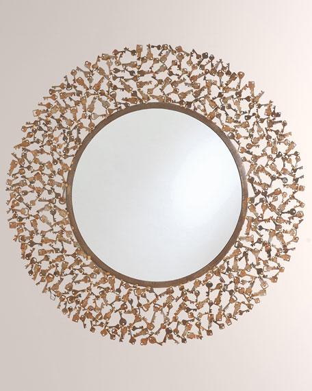 William D Scott Keys To My Heart Mirror