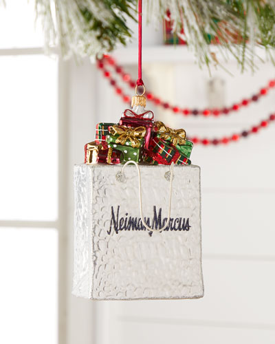 2020 Annual Edition NM Shopping Bag Christmas Ornament