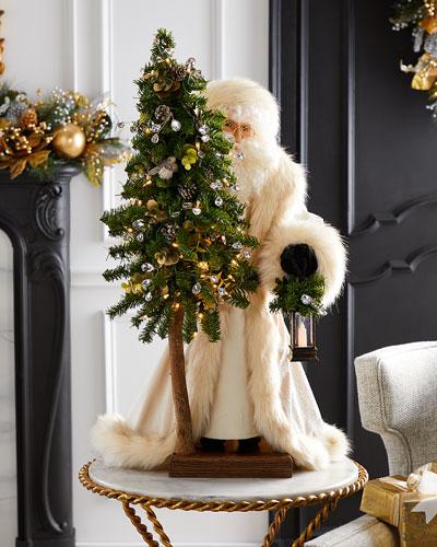 Golden Opulence Santa  29