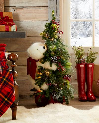 Fireside Bear Tree  40