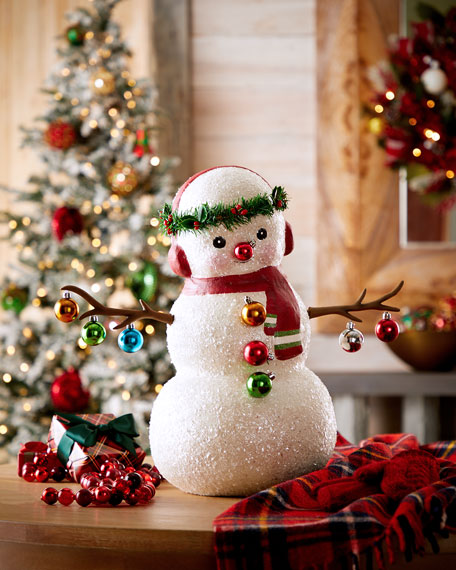 Bethany Lowe Baubles Snowman