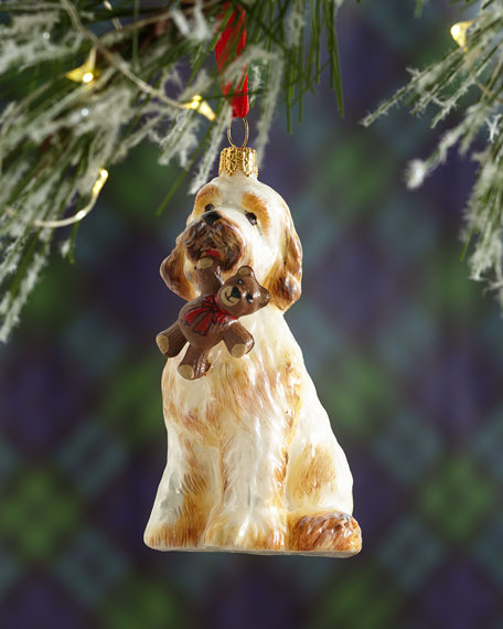 Joy To The World Collectibles Goldendoodle with Teddy