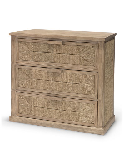 Santa Barbara Chest  Natural