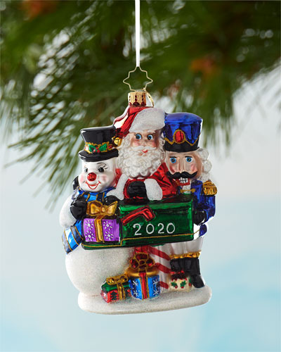 2020 A Forever Treasured Christmas Ornament