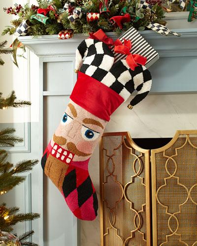 Jester Oversized Stocking